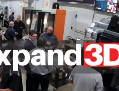 Xpand3D – It's a Wrap