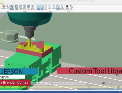 Creating Mastercam Custom Tool Databases