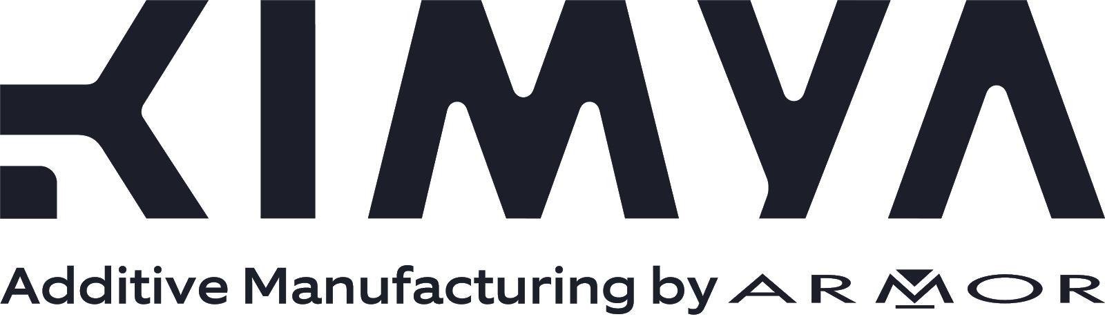 Logo_Kimya_Additive Manufacturing by ARMOR