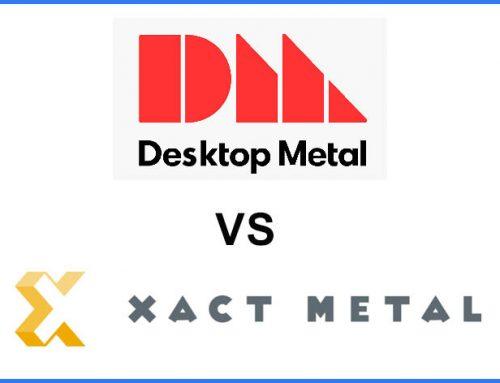 Desktop Metal Studio or Xact Metal XM200 3D Printing System?