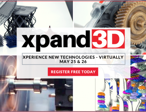 Xpand3D Event Taking Place This Week