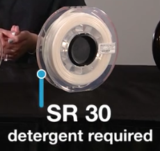 Comparing Soluble Support Material for 3D printers