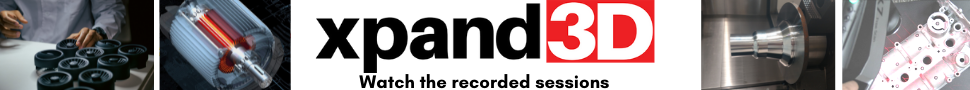 Xpand3D - Watch the recordings