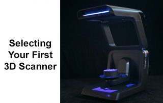 Select Your First 3D Scanner