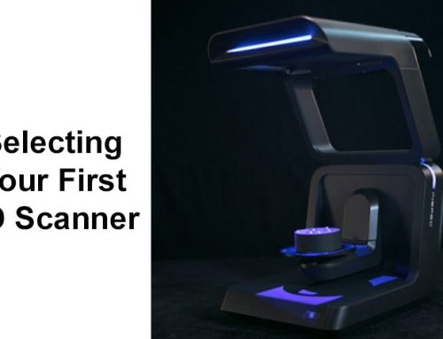 Selecting Your Company's First 3D Scanner
