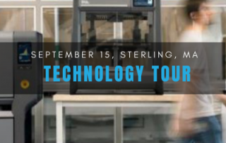 Technology Tour Sept 15 - Sterling MA
