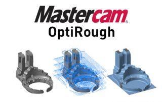 Mastercam OptiRough