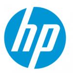 HP logo for menu