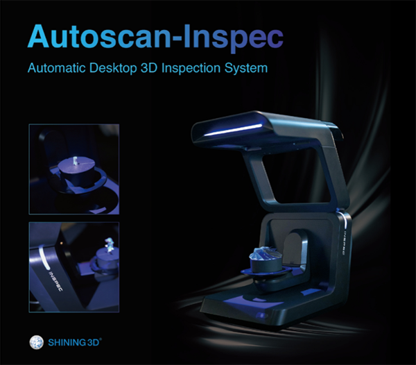 Autoscan Inspec from Shining 3D