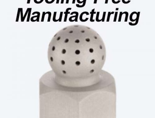 3D Printing – No-Tooling and Faster to Market