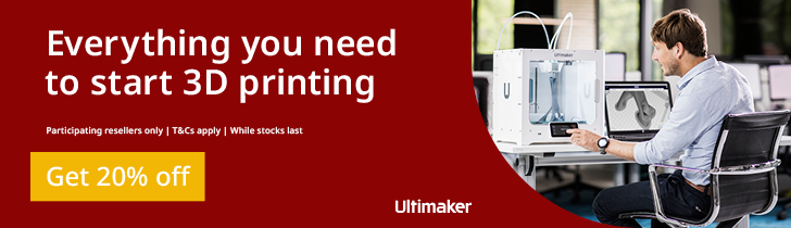 Ultimaker 10 Year Promotion