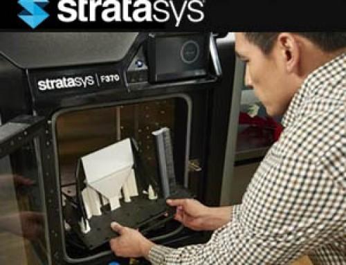 Stratasys F123 Series Printer Info Events