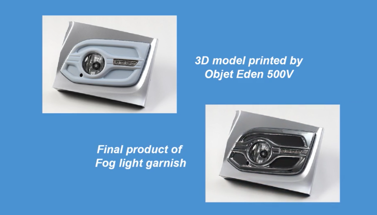 3D Printing for Automobile Components