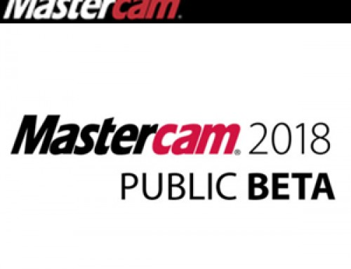 Mastercam 2018 Public Beta Now Available