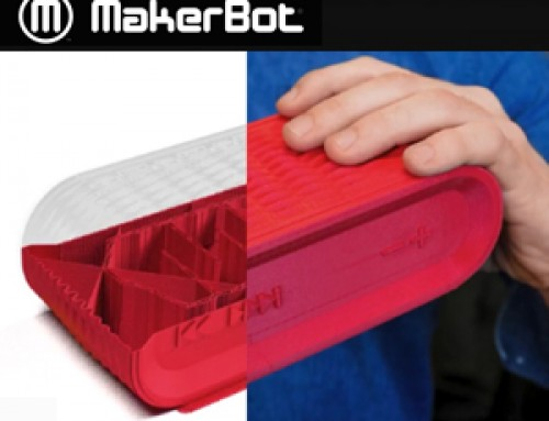 Print 30% Faster with MakerBot MinFill