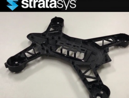 Stratasys F370 3D Printer Used to Create Drone Prototypes
