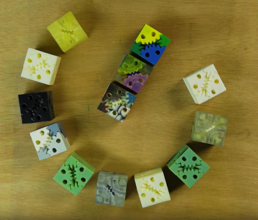 The Evolution of PolyJet 3D Printing Materials