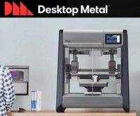 3D Metal Printing with Desktop Metal