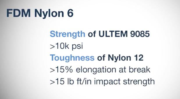 FDM Nylon 6