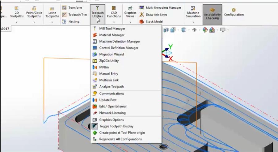 mastercam 2017 analyze toolpath cimquest inc manufacturing solutions rh cimquest inc com Square Manual Entry Manual Data Entry