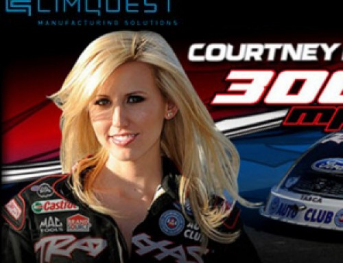 Come Meet Courtney Force