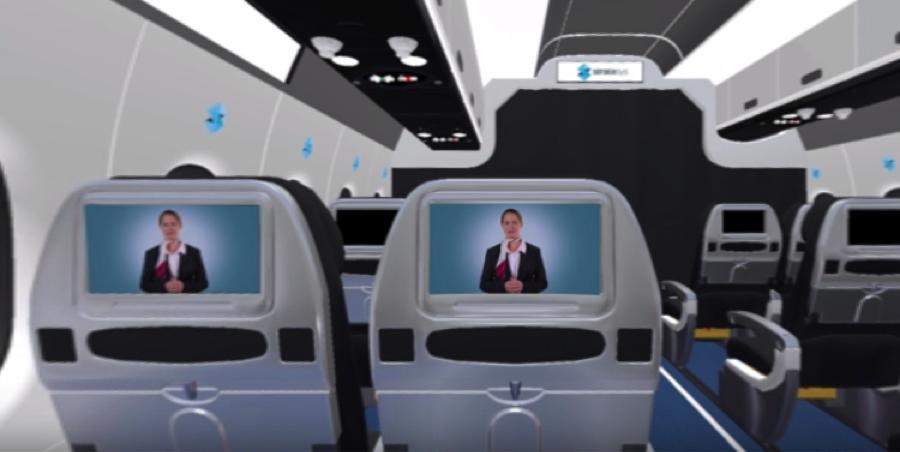 3D Printed Aircraft Interior Innovations
