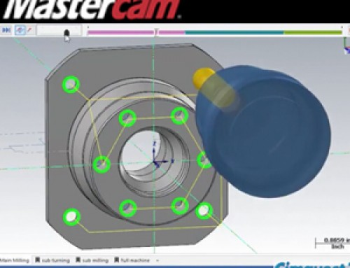 Mastercam 2018 Viewsheet Improvements