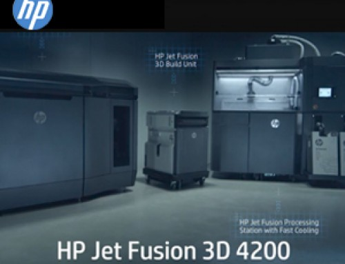 HP Multi Jet Fusion – Transformative 3D Printing Technology