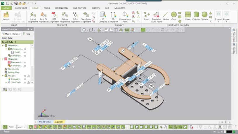 SolidWorks PMI