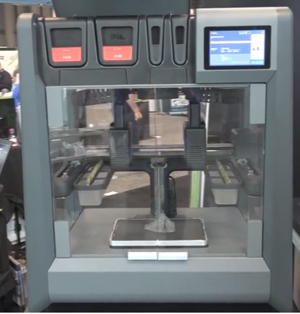 New 3D Printing Technology