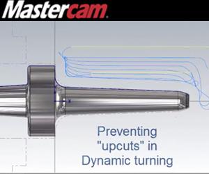 Mastercam 2018 Dynamic Turning