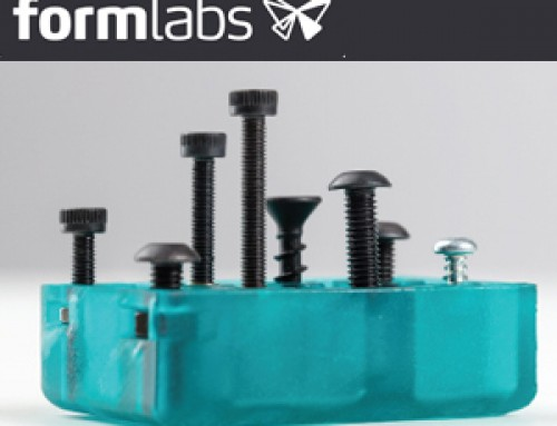 3D Printing Conceptual Models with Formlabs